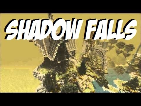 Minecraft PS4 PS3 Shadow Falls Hunger Games