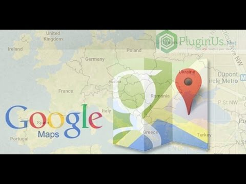 Google Map Targeting - google map for WordPress for FREE