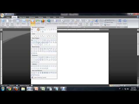 How to Make Borders & Margins Straight With Microsoft Office : Tech Niche