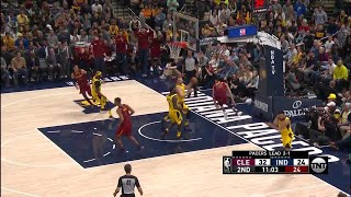 2nd Quarter, One Box Video: Indiana Pacers vs. Cleveland Cavaliers