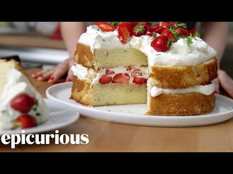 How to Make a Quick and Easy Strawberry Shortcake | Epicurious