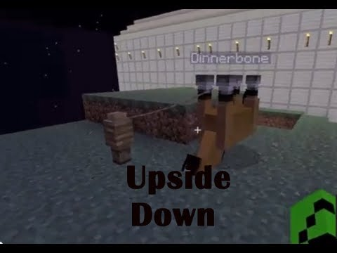 ( Glitch ) How To put your Horse 1.6 ''Upside Down'' in Minecraft ( Glitch )