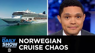Cruise Ship Mayhem & A Hot-Air Balloon Disaster | The Daily Show