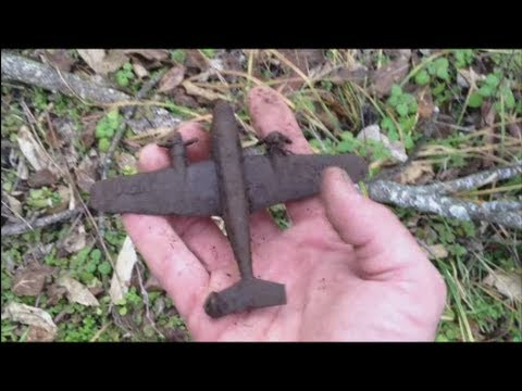 Metal Detecting Scouting Old Trails & Homesites