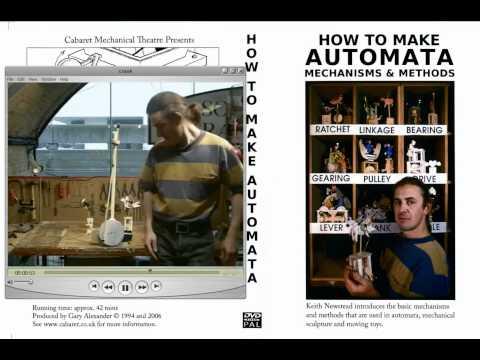 How To Make Automata DVD