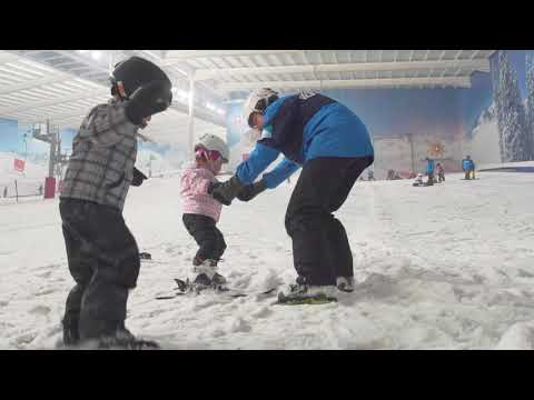 Private Ski Lessons for Kids - 3-6 years old