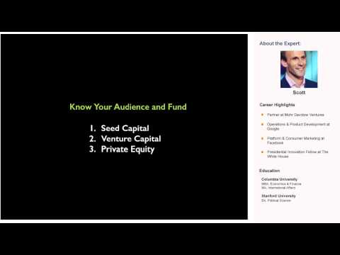 Preview: Entry Level Jobs in Venture Capital with Scott