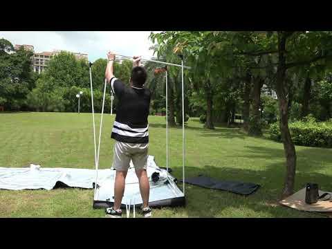 Hydroponic grow tent 120*120*200