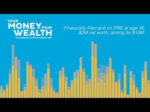 How to Be Financially Alert and on FIRE at Age 36 - Your Money, Your Wealth Ep. 164