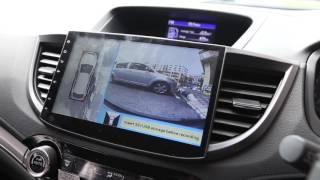 360 degree bird view camera installed on Honda CRV 2016