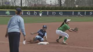 UNC Softball: Carolina Takes Series Finale at Notre Dame