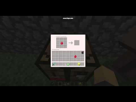 Jak zrobić kowadło. kox jabłko i lasso w minecraft 1.6.2