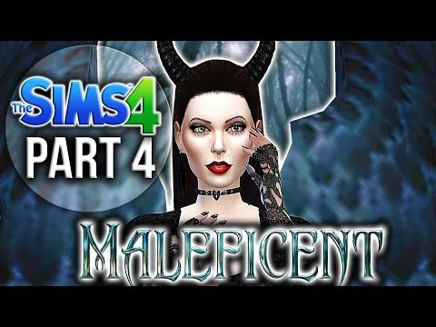 Let's Play: The Sims 4 Maleficent (Part 4) - Marriage AND Divorce!
