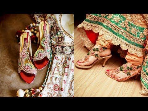 Bridal Sandals: Evergeen Designs For Indian Women  - Part 2