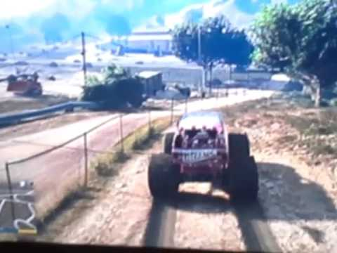 gta5 monster truck location