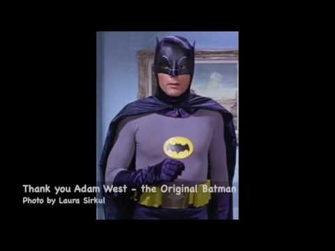 Holy Batman 75 Adam West and Photos at Comic-Con 2014