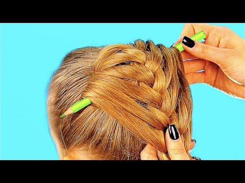 10 CUTE 1-MINUTE HAIRSTYLES FOR LITTLE GIRLS