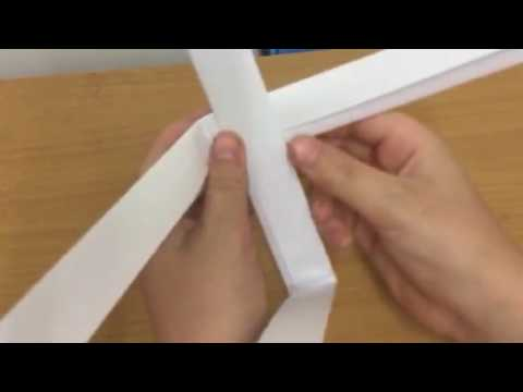 Tutorials|How to make a paper gun that doesn't shoot
