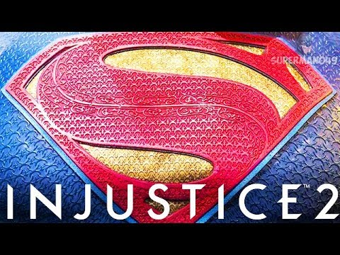 JUSTICE LEAGUE Superman Vs JUSTICE LEAGUE Batman Epic Gear! Injustice 2