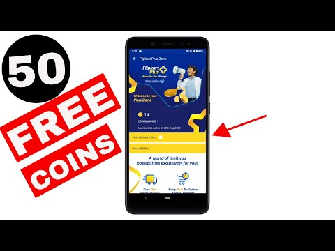 How I got Flipkart Plus Membership for FREE | Without buying & earning coins