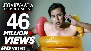 JIGARWAALA - Comedy Scene [ 05 ] - Dinesh Lal Yadav & Amrapali
