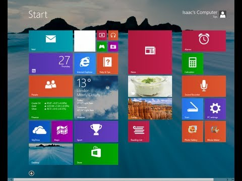 How to Upgrade to Windows 8.1 Preview using the Windows Store