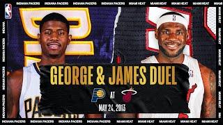 George & James Duel | #NBATogetherLive Classic Game