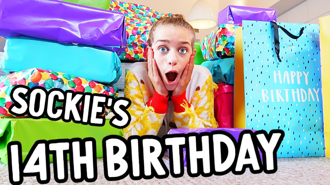 SOCKIE'S 14TH BIRTHDAY w/The Norris Nuts