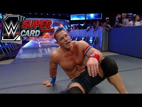 WWE SuperCard Season 3: John Cena