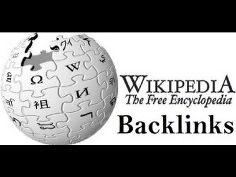 How To Get Backlink From Wikipedia Build High PR Link For Boost SEO