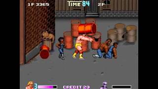 OpenBoR games: Double Dragon Reloaded - Abobo playthrough | Music Jinni