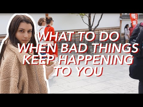 Why Bad Things Keep Happening to You & What to Do About It | Leeor Alexandra