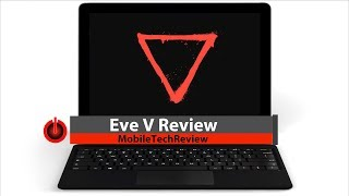 Eve V Review - is a Crowdsourced Surface Pro Better?