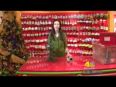 Tips on holiday decoration organization from Lisa Zaslow, a New York professional organizer