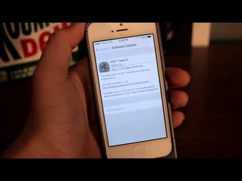 IOS 7 Beta 2 Released!