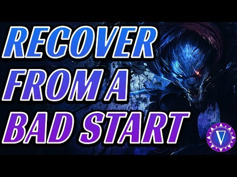 5 Steps to Recover from a Bad Start -- Jungle Guide