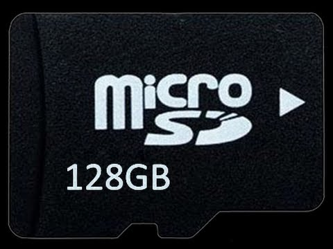 128GB Micro SD, (GENERIC BRAND) $25 to $35