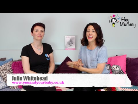 POST NATAL DEPRESSION & BREAST FEEDING - INTERVIEW JULIE WHITEHEAD