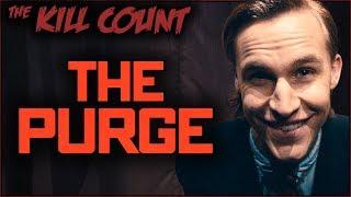 The Purge (2013) KILL COUNT