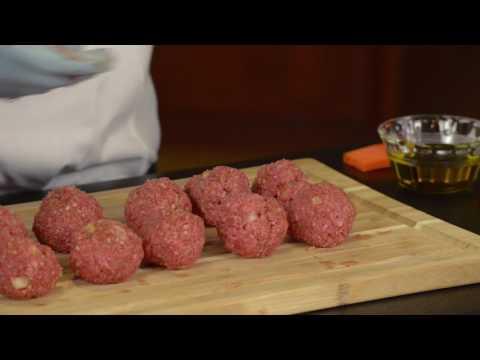 Club Chefman Tutorial - How to Make Air Fryer Meatballs