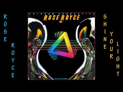 Rose Royce - 1979 -  Shine Your Light
