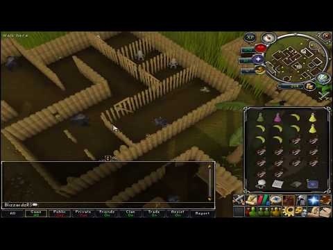 Monkey Madness Quest Guide 1 Prayer Runescape 2007 | With Commentary [HD] | Part 2