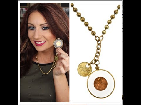 *How to Convert It*  Lucky Penny Necklace