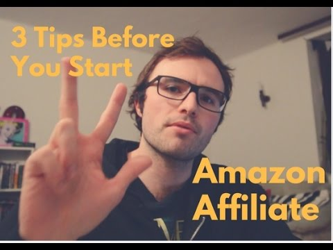 3 Crucial Tips For Amazon Affiliate SEO - Amazon Affiliate ride along 0 to  $100 a day Part 1