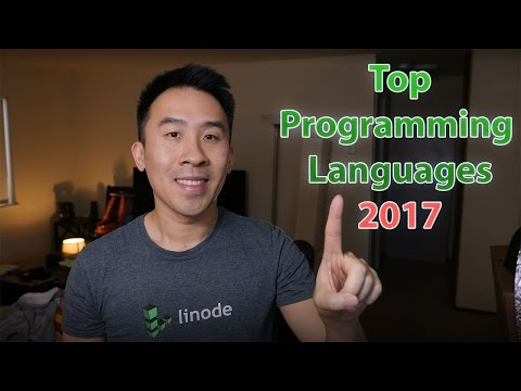 Top 5 Programming Languages to Learn for 2017