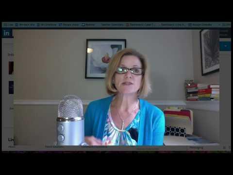 LinkedIn Tips by Lisa Adams, Career Coach