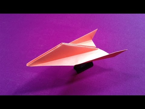 How to make a super cool paper airplane | New Paper Plane | Paper Origami | Paper Crafts