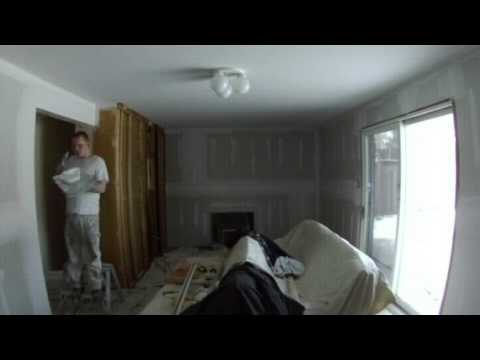 Timelapse - Panelling to Drywall