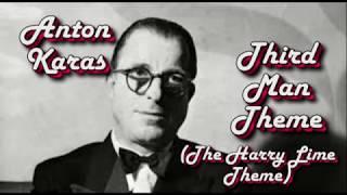 Anton Karas   Third Man Theme (The Harry Lime Theme)