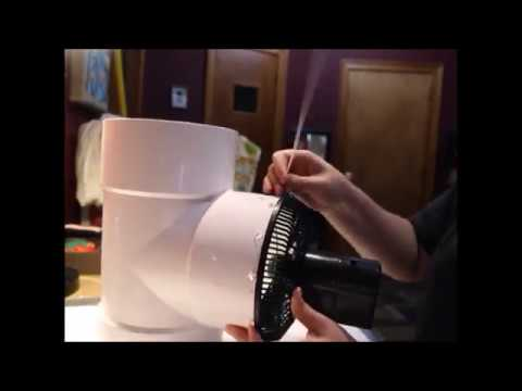 FYI: How To Make a Fursuit Head Dryer